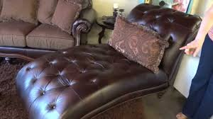 Ashley Furniture Claremore Antique Sofa & Chaise 843 Review