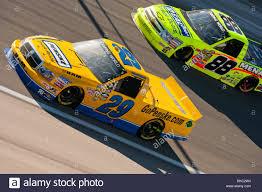100 Menards Truck Rental Oct 15 2011 Las Vegas Nevada US Parker Kligerman Driver Of