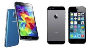 Samsung Galaxy S5 vs iPhone 5S Which smartphone should you