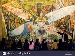 100 diego rivera rockefeller mural a rare look at how diego