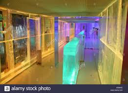 100 Kube Hotel Paris The Ice Bar In The Hotel In The Temperature Inside Is