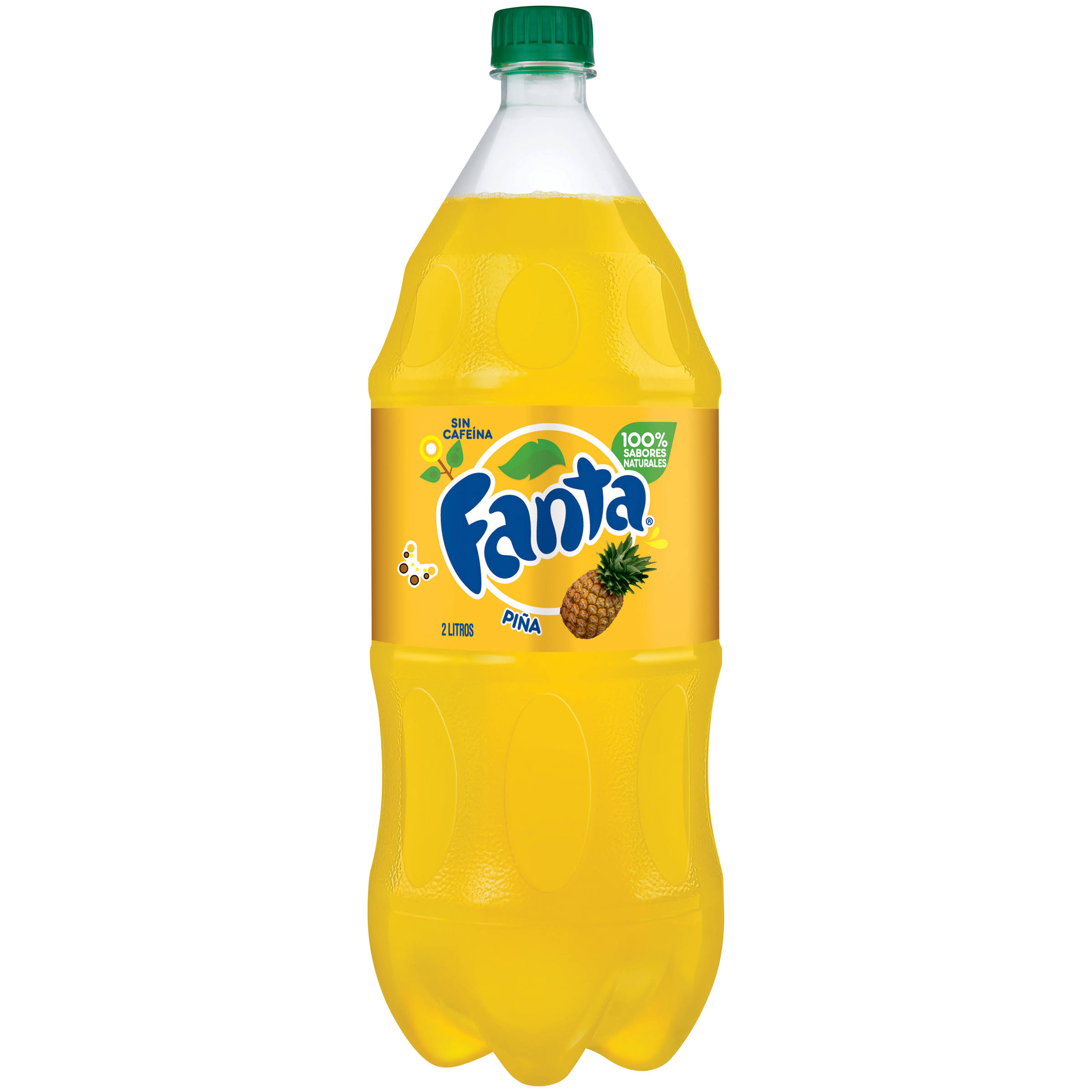 Fanta Soda - Pineapple, 2l