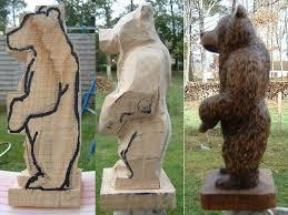 Bear Tutorial Woodcarving Facebook Bill