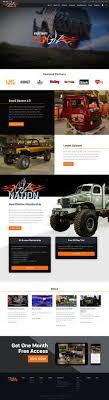 100 Stacey David Trucks S GearZ Drupal Website By The Way Labs Case Study
