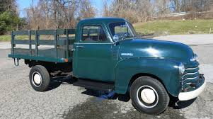 100 1952 Chevrolet Truck 3600 Connors Motorcar Company