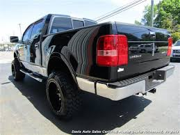 2006 lincoln mark lt lifted 4x4 crew cab short bed rare