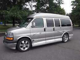 2004 Chevrolet Express Explorer Limited Se Hightop Conversion Van