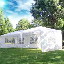 EWarehouseDirect New 10'x30' Party Wedding Outdoor Patio Tent ... Garden City Gazebo Wedding Pictures Tent Party Faedaworkscom Peaktop 10 X 20 Heavy Duty Canopy Backyard Breathelighter People Event Decorating Company Rust Organza Tents Climbing Appealing Cover Design And Rentals Rental Miami Backyards Cozy For No Outdoor Home Decor Awesome Magnificent 50 Offbuy White For Sale Usa 713 Backyard Bbq Bayport Cole Retirement Pergola Beautiful Rent X Frame Party Event Nttemporary Structure Iowa