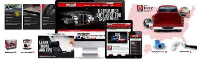 Herculiner Bed Liner Kit by Herculiner