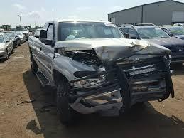 100 Dodge Trucks For Sale In Ky 1B7KC2365WJ193115 1998 SILVER DODGE RAM 2500 On In KY