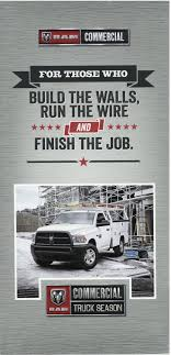 Ram Sells Trucks With A Tough Mail Piece - Target Marketing Ram Commercial Fleet Vehicles New Orleans At Bgeron Automotive 2018 4500 Raleigh Nc 5002803727 Cmialucktradercom Dodge Ram Trucks Best Image Truck Kusaboshicom Garden City Jeep Chrysler Fiat Automobile Canada Our 5500 Is Popular Among Local Ohio Businses In Ashland Oh Programs For 2017 Youtube Video Find Ad Campaign Steps Into The Old West Motor Trend 211 Commercial Work Trucks And Vans Stock Near San Gabriel The Work Sterling Heights Troy Mi