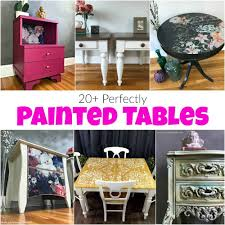 20+ Perfectly Painted Tables That You Can Do Yourself Urban Farmhouse July 2008 Painted Kitchen Tables Delightful Chalk Table And Chairs Ding Rooms White Painted Ding Table And Chairs With Prayer Hand On Kitchen Ideas Beautiful Distressed Black Fniture Pating Wood The Ultimate Guide For Stunning What Kind Of Paint Do I Use That Types Paint When Creative Diy Hative 15 Tips Outdoor Family Hdyman Interiors By Color 7 Interior How To Your