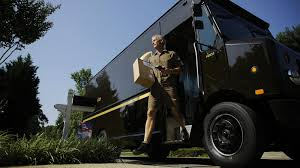 Why Don't UPS Drivers Turn Left? — Quartz