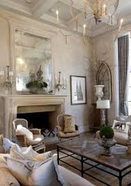 40 Cozy Living Room Decorating Ideas French Country