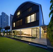 100 Wallflower Architects Wind Vault House From Architecture Studio Singapore