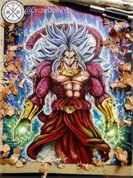 Mastered Ultra Instinct Legendary Ssj4 Perfected Kaioken Broly God Since Super