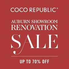 100 Coco Republic Sale The Auburn Renovation Is Now On