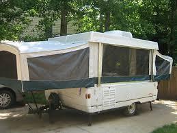 2002 Coleman Sedona Pop Up Camper Immaculate Interior