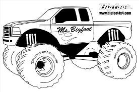 100 Monster Truck Drawing Drawaeasyforkidsatrhprslidecomhowjpg