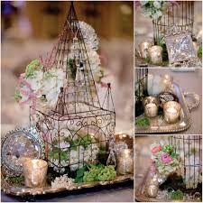 Vintage Wedding Ideas And Decorations