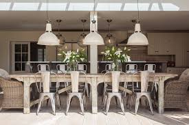 Shabby Chic Dining Room by Boho Chic Dining Room Contemporary White Shabby Country Dining