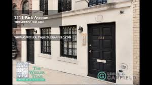 100 Park Avenue Townhouse NYC TOWNHOUSE 1211 FOR SALE YouTube