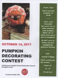 Pumpkin Patch Tallahassee Mahan by Tallahassee Heights United Methodist Church Home Facebook
