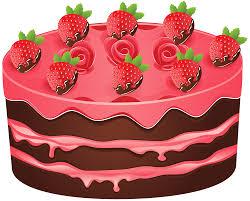 Birthday cake clip art free birthday cake clipart clipartcow 2