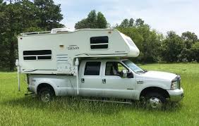 100 Ultralight Truck Campers Know Your RV Types Escapees RV Club