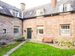 100 Gamekeepers Cottage Chatton Northumberland Holiday