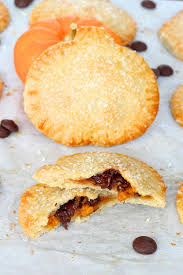 Desserts With Pumpkin Pie Filling by Pumpkin Chocolate Hand Pies The Bakermama