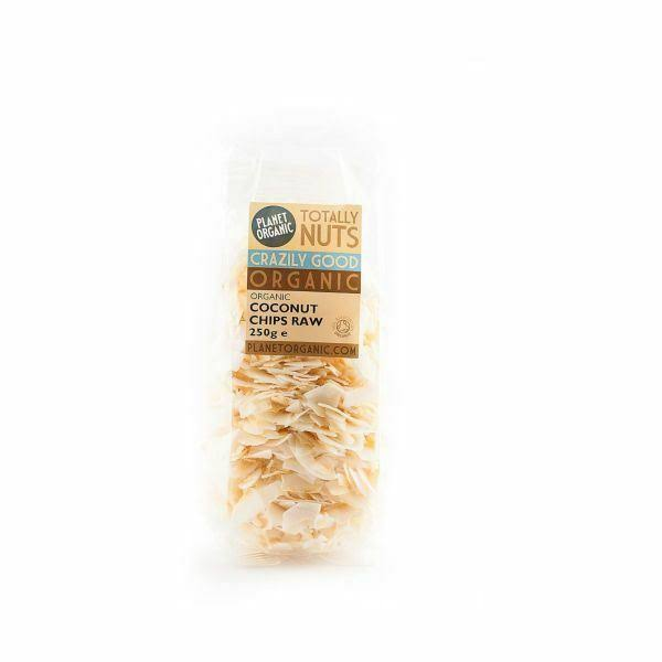 Ths Nuts Ths Coconut Chips Raw 125ge (12 Pack)