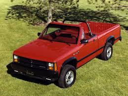 100 1987 Dodge Truck Dakota Convertible Misc Vehicles Dakota