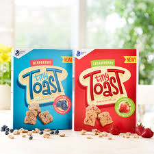 General Mills Tiny Toast Cereal