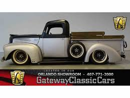 1946 Ford Pickup For Sale | ClassicCars.com | CC-951360 Used Food Trucks For Sale Buy Mobile Kitchens Gmc Wkhorse Used 2010 Kenworth T660 Tandem Axle Sleeper For Sale In Fl 1015 1971 Chevrolet Ck Truck For Sale Near Delray Beach Florida 33483 Custom In Lakeland Kelley Center Daycab Semi In Best Resource Grumman Step Van Kitchen Ford E450 Box 2011 Isuzu Npr Light Duty Truck 1035 Miami Food Truck Colombian Bakery Customer Hispanic Bread The Images Collection Of Kitchen Illinois Built Bucket Truckdomeus 2007 Intertional 4300 26ft W Liftgate Tampa