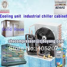 chambre froide commercial vente chaude cube commercial machine à glace pour compresseur