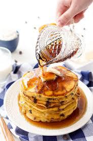 Bisquick Pumpkin Puff Pancakes by Sweet U0026 Fluffy Churro Pancakes The Love Nerds