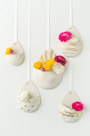 Handmade Hanging Wall Vases DIY