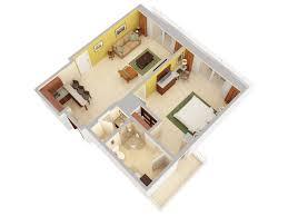 Building Floor Plan Colors 3d Floor Plans Caribe Hilton San Juan