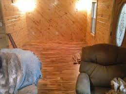 Tobacco Road Acacia Flooring by Our Work Wood Flooring Ideas