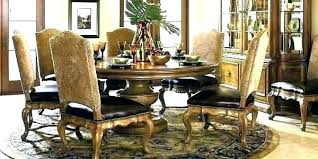 Dining Room Table And Chairs For Sale Set Thomasville Furniture Roo