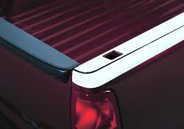 Putco Bed Rails by Putco Gmc Sierra Stainless Steel Bed Caps Autotrucktoys Com