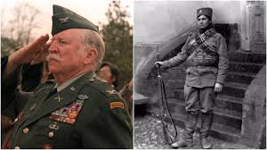 Second Most Decorated Soldier Of All Time by The 20 Most Badass Soldiers Of All Time