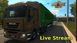 ETS2 LIVE Vanilla Career On PeppermintOS 8.5 Linux #3 (Euro Truck ...