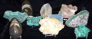 Image Is Loading Dynamic Acrylic Display Stand Slabs Geodes Fossils Minerals