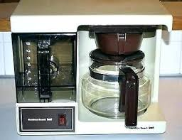 Under Cabinet Mount Coffee Maker Reviews Counter Slide For Black And