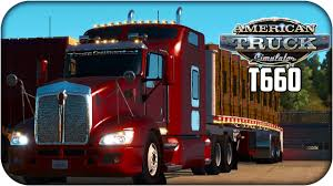 Kenworth T660 ATS 1.31 & 1.32x Truck Mod - ATS Mod | American Truck ... New And Used Heavy Truck Dealer Kenworth Montreal Debuts New Certified Preowned Truck Website Medium Duty Offers 1500 Rebate To Ooida Members On Qualifying Co Twitter Wow Check Out That Green Paint 2015 Kenworth T680 Mhc Sales I0403895 Driving Peterbilt Trucks With Paccar Transmission Presents Keys To First W990 Customers Bulk Transporter Edmton Inventory 1938 Race Cat Scale Centres Company Work Trucks Gain Natural Gas Option Makes 7axle Straight For Ag Hauler Transport Topics
