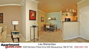 Albuquerque apartments Las Mananitas apartments for rent in New Mexico