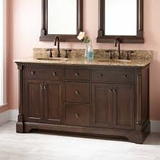 Bathroom Double Vanity Cabinets by 60