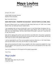 Invitation Letter Sample Usa Visitor Visa Fresh Sample Invitation